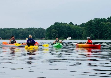 Paddle Palooza Lake Hawkins