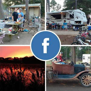 Lake Hawkins RV Park on Facebook