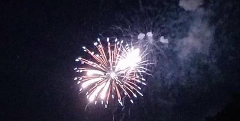 Lake Hawkins Fourth of July Fireworks Show