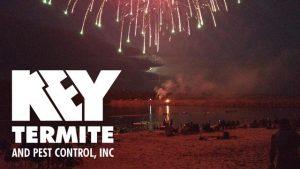 Key Termite - Fireworks Sponsor