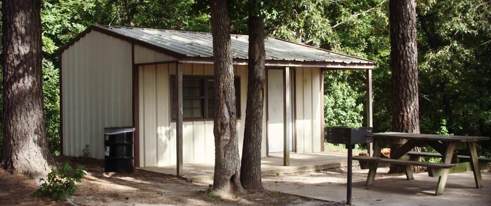 Cabins at Lake Hawkins RV Park