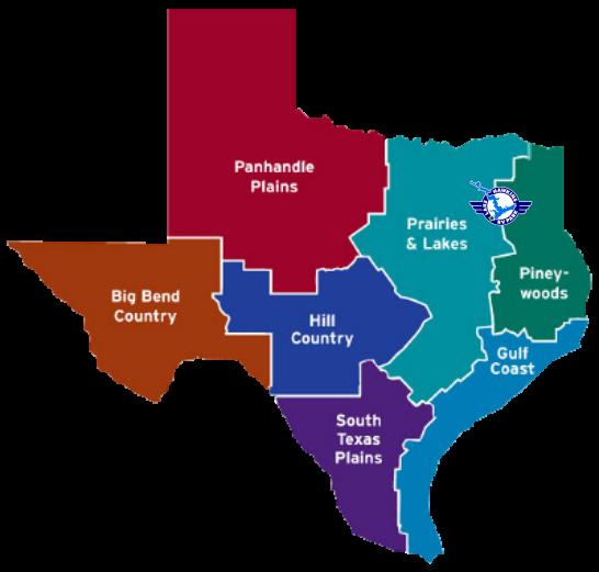 Texas Eco Regions