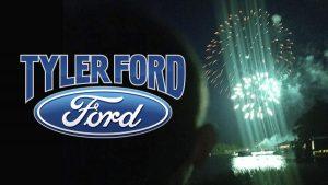 Tyler Ford - Fireworks Sponsor